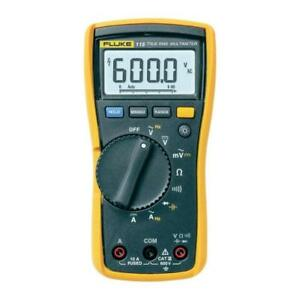 Fluke 115 Multi Testers Compact True rms Digital Multimeter