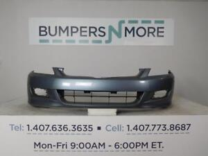 Oem 2006 2007 Honda Accord Ex lx ex l se value Package hybrid Front Bumper Cover