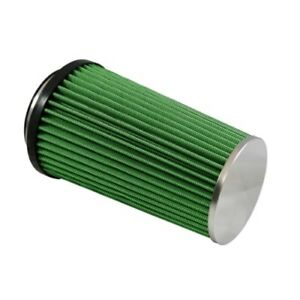 Green Filter Usa 2037 Universal High Flow Clamp on Cone Filter 4 Id 9 L