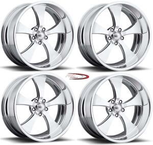 20 Pro Wheels Forged Billet Wheels Jet 5 Intro Foose Us Mags Muscle Car Hot Rod
