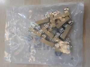 Lot X 50 Multicomp Mchtc 15m Fuse Holder Pcb 20x5mm