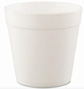 Dart 32 oz Foam Food Containers 500 Containers dcc 32mj48 See Notes