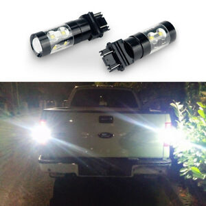 3157 3156 4157a Cree Led Parking Light Bulb 50w Pure White For Ford Car Truck D