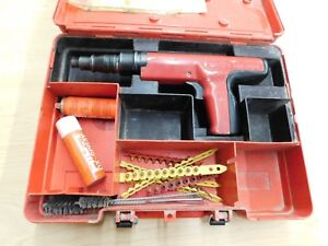 Details About Hilti Dx 350 Nail Gun Kit In Case