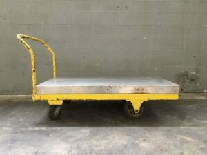 Nutting Industrial Rolling Cart F100600