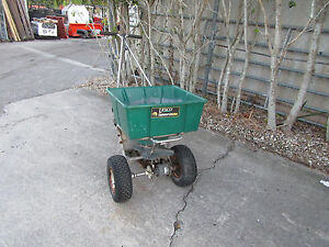 Lesco John Deere Self Propelled Fertilizer Spreader