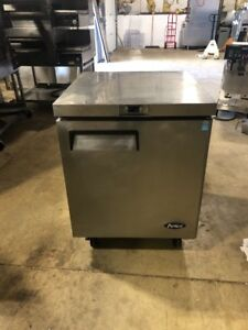 Atosa Mgf8401 27 Used Commercial Undercounter Refrigerator Worktop Cooler