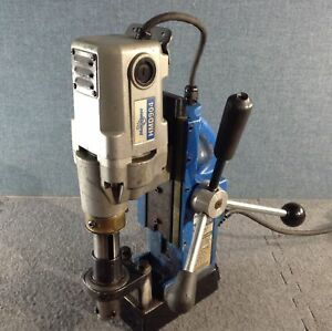 Hougen Hmd904 Portable Magnetic Drill 81076