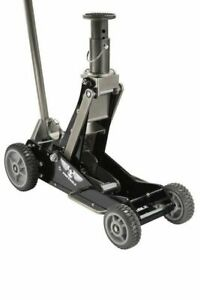 Pro Eagle Pe orj3b4x 3 Ton Aluminum Floor Jack Big Wheel black