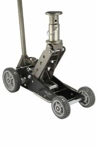 Pro Eagle Pe orj2b4x 2 Ton Aluminum Floor Jack Big Wheel black