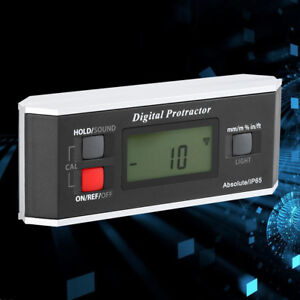 0 90 digital Protractor Angle Finder Level Inclinometer With Backlight