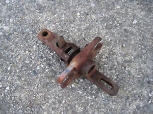 Farmall Super M Tractor Rear Hydraulic Hook Up