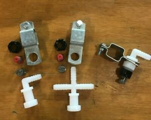 Spray Boom Repair Kit Tk vs3 Stainless Tips Screens Clamps 3 8 Nozzle Bodies