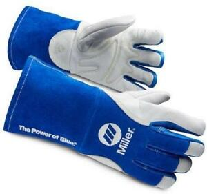 Miller 263335 Arc Armor Unlined Mig Welding Glove Medium By Miller Electric