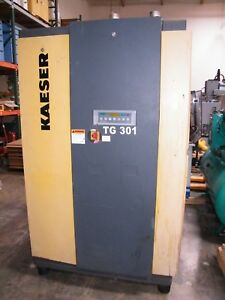 Kaeser Tg301 Tg 301 Air Dryer Refrigerated Compressor 1000 Scfm Ingersoll Rand