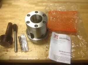 B42 Collet Chuck Bellegrandi New In Box Cnc Lathe Auto Drawbar