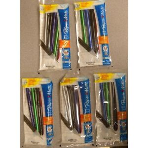 Lot Of 50 Of 5 packs Paper Mate Write Bros 0 7mm Mechanical Pencils Assorted Pe