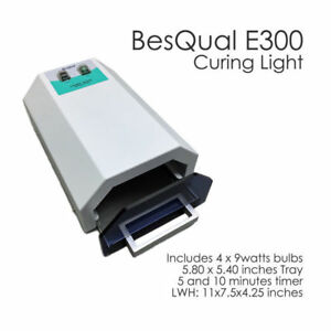 Besqual E300 Curing Light Dental Light Cure Oven