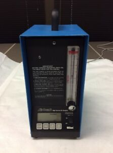 Gilian Aircon2 High Volume Air Sampler Free Shipping 717s