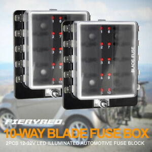 2x 4 Inch 18w Cree Led Work Light Flood 4wd 12v 24v Truck Offroad Driving Lights