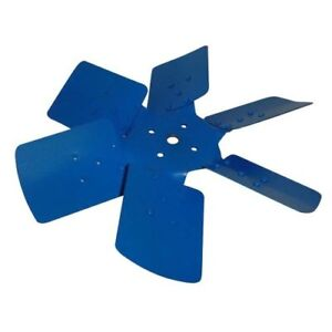 New 6 blade 16 Radiator Fan Ford New Holland Tractor 2000 3000 4000 5000 7000