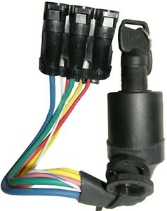 Jlg 4360690 Switch Ignition For Skytrak Previous Part Number 822345
