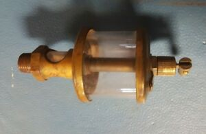 Lonergan s 384 Brass Hit And Miss Engine Oiler