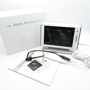 New Apex Locator Digital Screen Sound Alert For Endodontic Endo Root Canal Files