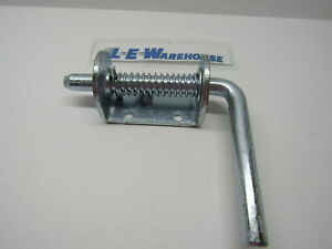 Bandit Wood Chipper Weld bolt On Spring Loaded 1 2 Pin Latch b2595