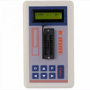 Multifunctional Transistor Tester Integrated Circuit Ic Meter