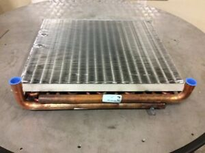 First Co 9 320 446 2 Row Vertical Water Coil First Company