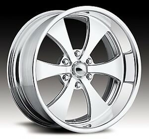 17 Pro Wheels Forged Billet Wheels Jet V1 Intro Foose Us Mags Muscle Car Rod