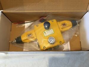 Idem Safety Rope Switch 141002a Glhd Rope Pull Switch W e Stops
