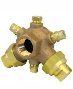 Teejet Boomjet Brass Boomless Nozzle For Broadcast Spraying 5880 3 4 2toc20