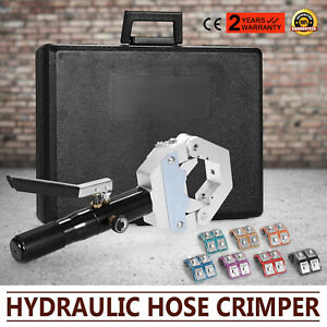 71500 Hydraulic Hose Crimper Tool Kit Hand Tool Crimping Set Air Conditioner