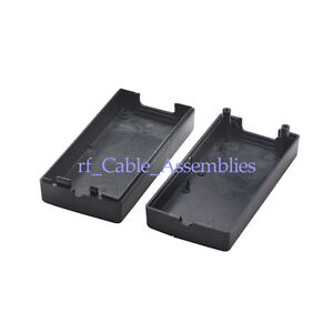 10x 118x59x36mm Inner 114x55mm Plastic Housing Power Project Case Box Enclosure