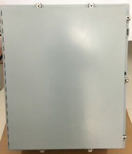 Hoffman Metallic Jct Box Enclosure 36 X 30 X 12 New