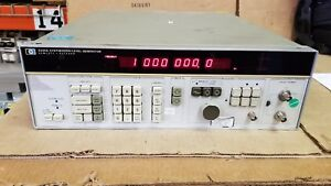 Hp 3335a Synthesizer level Generator Tested Good