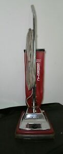 Sanitaire Heavy Duty Commercial Upright Vacuum Red