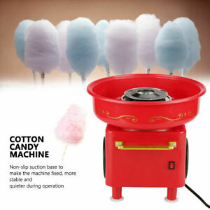 Vintage Electric Cotton Candy Floss Sugar Making Machine Commercial Maker Party
