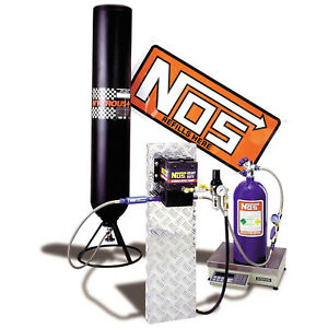 Nos 14251 Nitrous Oxide Refill Station With Cryogenic Pump Read Description