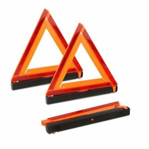 Warning Triangle Emergency Safety Reflective Sign Road Roadside Dot Approved Kit