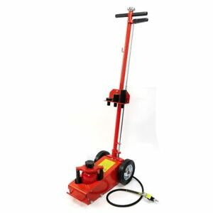 22 Ton Air Hydraulic Floor Jack Hd Truck Power Lift Auto Truck Repair Jacks Hd