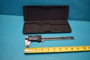 Used Whitworth Digital Caliper 6 Stainless Hardened