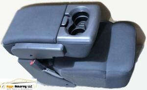 04 08 Ford F 150 D Gray Center Console Jump Seat F150 2004 2005 2006 2007 2008