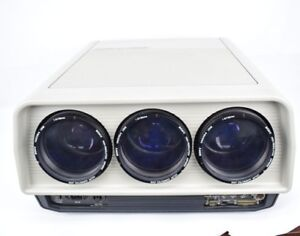 Sony Vph 1031q Multiscan Video Graphic Rgb Projector Vintage