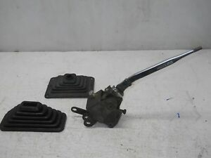 Hurst Competition Plus Shifter Slightly Modified W Shift Boots Ford Toploader