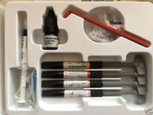 Ivoclar Vivadent Teeconom Plus Dental Resin Composite Kit Fast Shipping