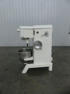 Univex M60 Planetary Mixer With Bowl 60 Quart g2714