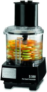 Waring Commercial Food Processor 3 5 Qt